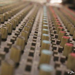 Yellow Dogs - enregistrement au Studio Prisme - Lausanne