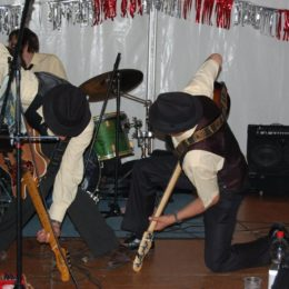 Yellow Dogs - Salines Blues 2010