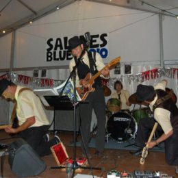 Yellow Dogs - Salines Blues 2010
