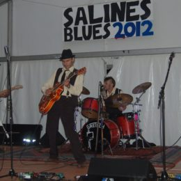 Yellow Dogs - Salines Blues 2012