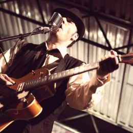 Yellow Dogs - Nicolas Moret - Fête de la musique Monthey