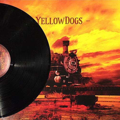 Yellow Dogs - pochette vinyle